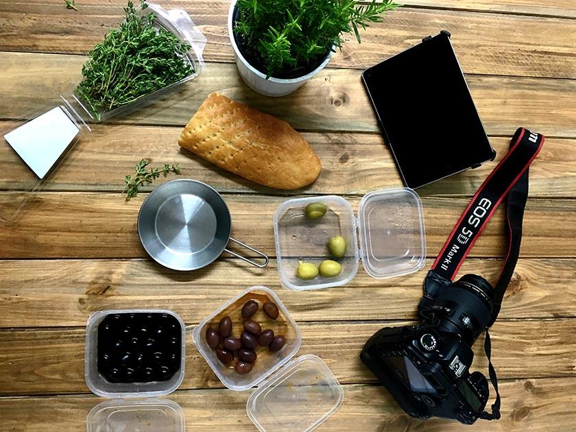 Fotografía gastronómica