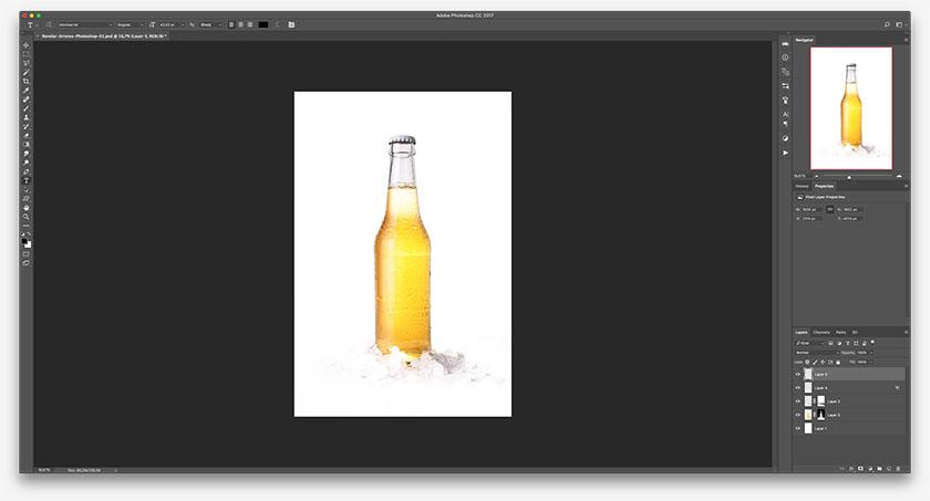 Revelar errores ocultos en tus fotos