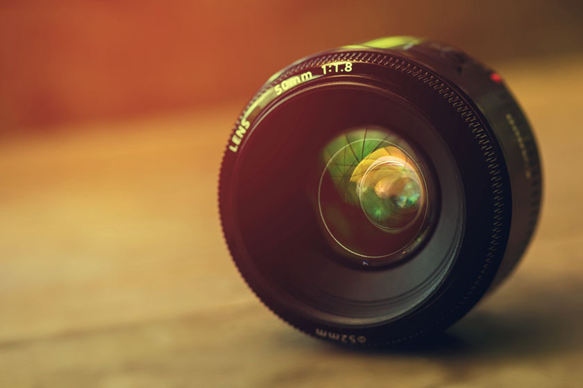 Objetivo 50mm