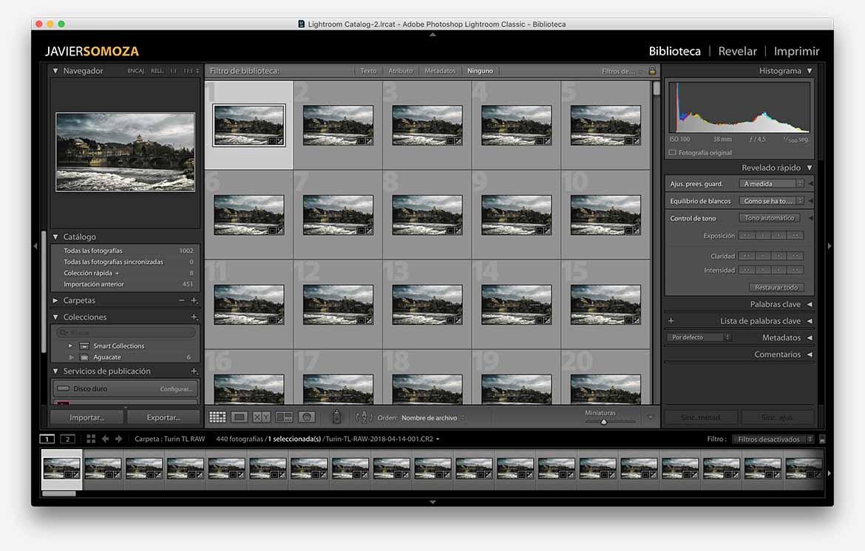 cómo crear un time lapse
