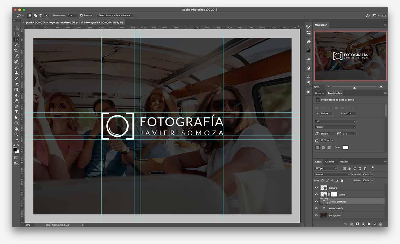 logo para fotógrafos