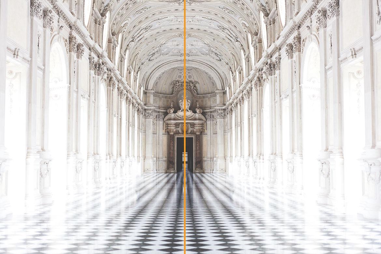 simetría vertical
