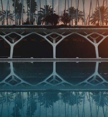 simetría en la fotografía