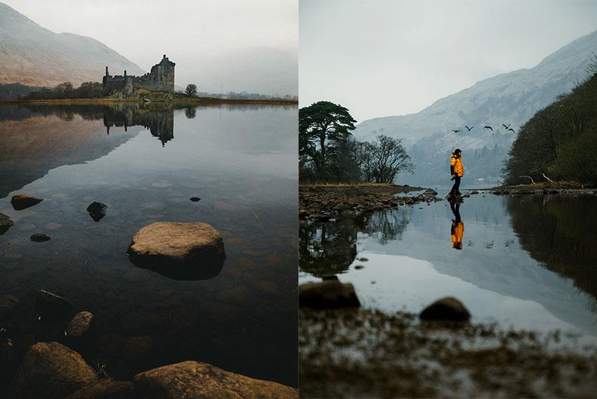 viaje fotográfico a escocia