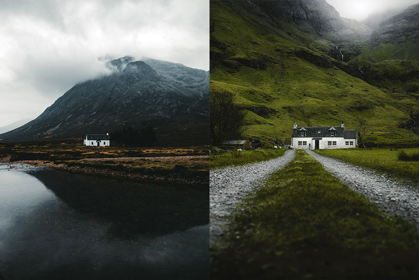 viaje de fotos a escocia